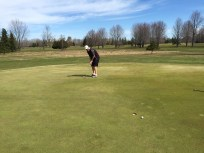 That putt of mine is officially nope.