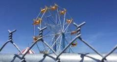 Wheel in the sky keeps on turnin'.