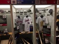 Mets locker.