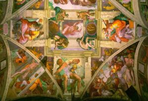 Sistine Ceiling 1
