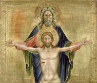 The Holy Trinity by Nicoletto Semitecolo