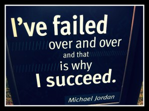 Failure: It's Just About… Life.