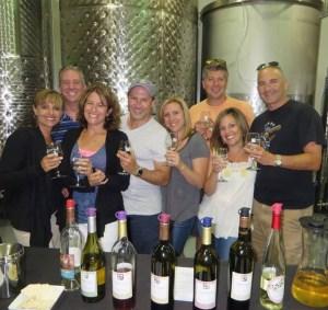 The Vineyards Tour