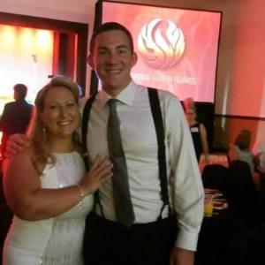 Chris/Regional Manager Taraina McCants