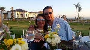 Sherene and ron in cabo