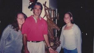 Taraina, Doug & Teaira