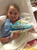 """Caroline """"Peach"""" Kanis & her shoe design"""