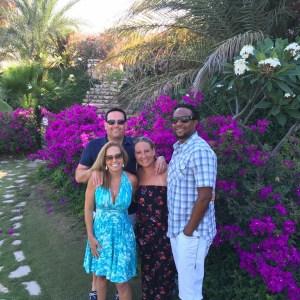 Teaira & Jay, Taraina & Keith