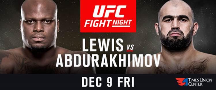 (MMA) UFC Fight Night 102 (Results)