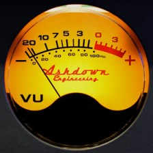 Picture of a sound meter