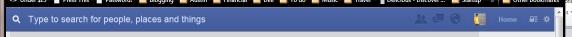 facebook socialgraph bar