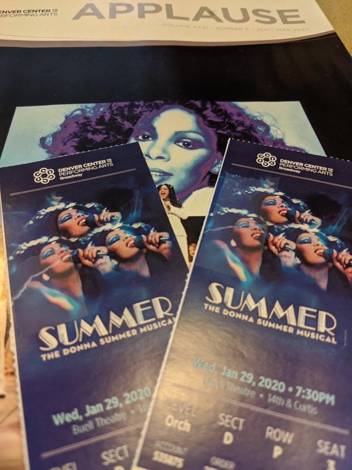 Summer - The Musical