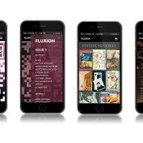 Fluxion mobile app