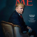 Trump's Time magazine cover reduced to ME.