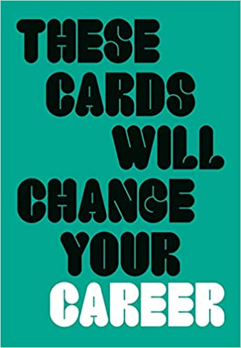 Career guidance prompt cards