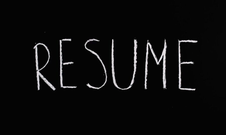 Building your resume? Don't obsess over the template