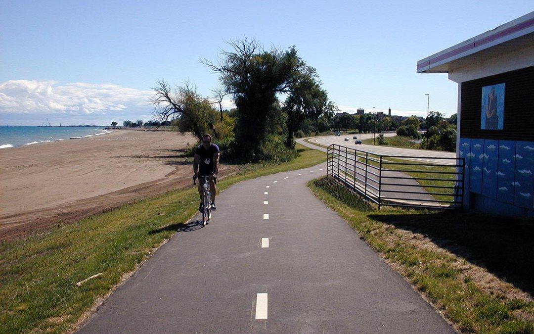 Kenosha: Pike Bike Trail at Alford Park