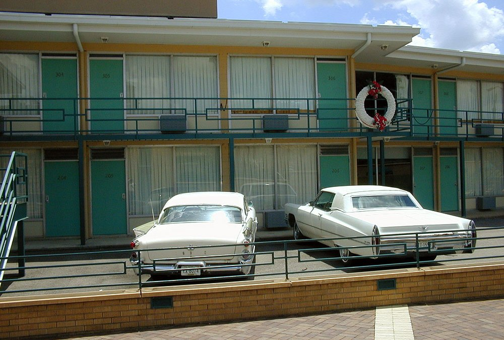 National Civil Rights Museum at Lorraine Motel in Memphis