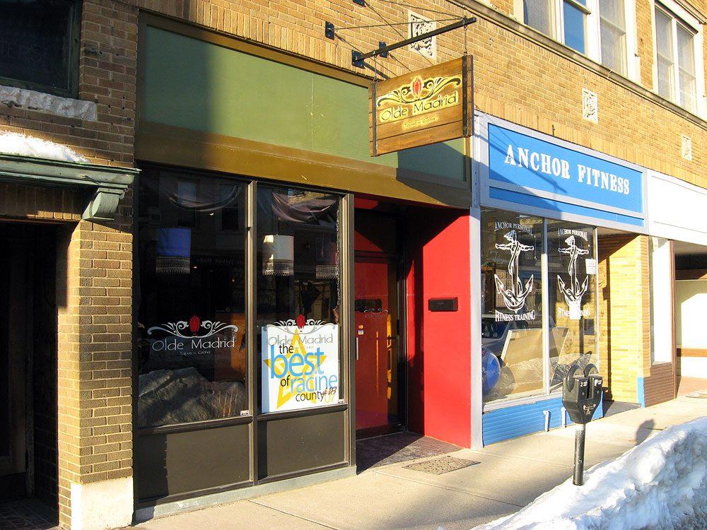 Olde Madrid restaurant, Racine, Wisconsin