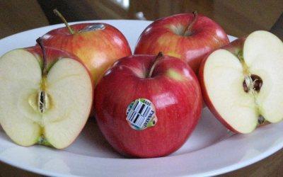 Piñata apples join Honeycrisp apples, Pink Lady on Amy's apple list