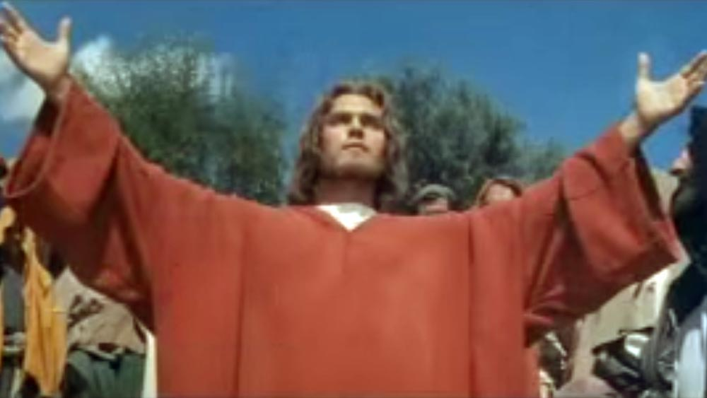 Easter traditions, like the movie 'King of Kings' (1961)