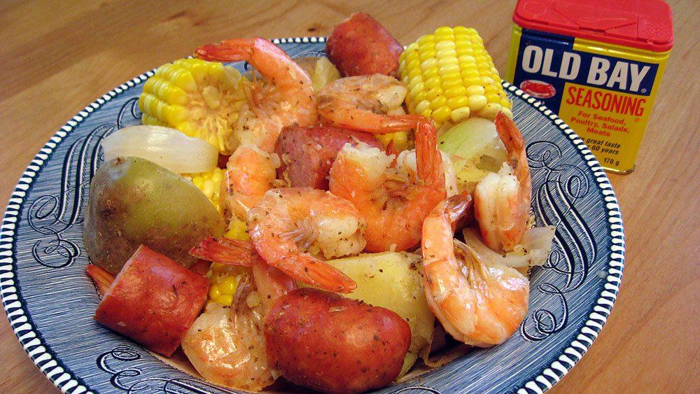 Shrimp recipe: Frogmore Stew (South Carolina shrimp boil)