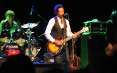 Alejandro Escovedo's songs of love at Turner Hall