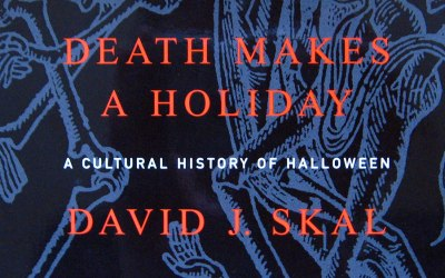 'Death Makes a Holiday' catalogs culture of Halloween