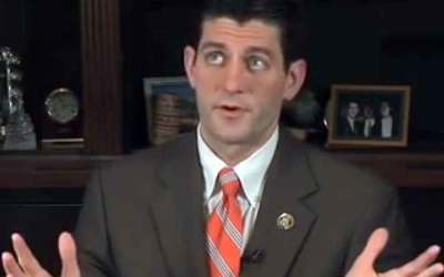 Paul Ryan is Dagwood Bumstead
