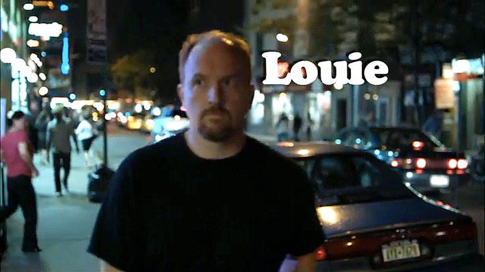 Louis C.K.'s hilarious FX sitcom 'Louie'