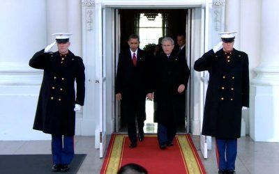 Obama inauguration: Breathtaking images
