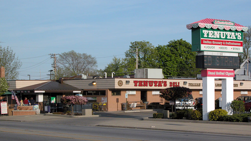Tenuta's Delicatessen, Kenosha, Wisconsin