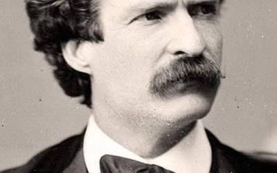 Astonishing but true: Mark Twain tried surfing in Hawaii