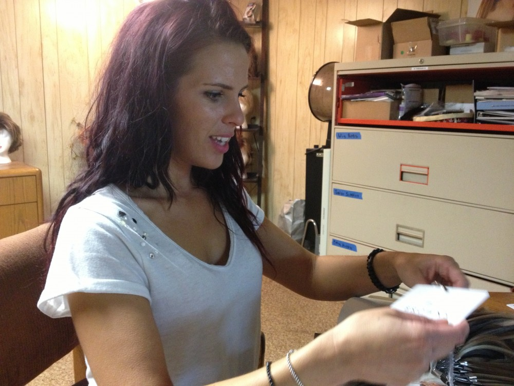 Melissa Simon of Lucia's Wigs with The Salon in Kenosha, Wisconsin