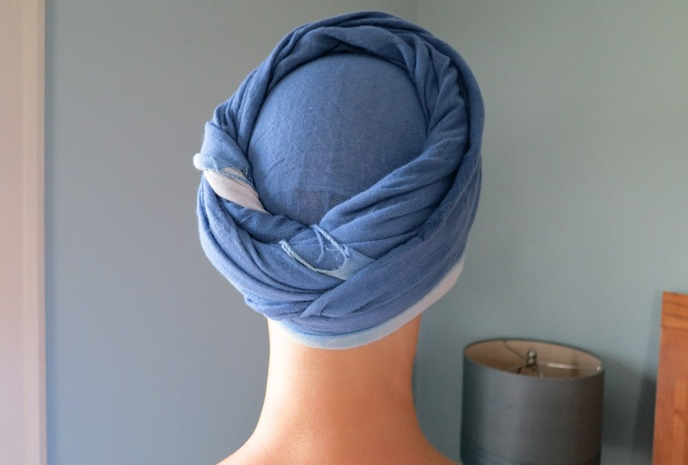 How to tie a head wrap: Video tutorials