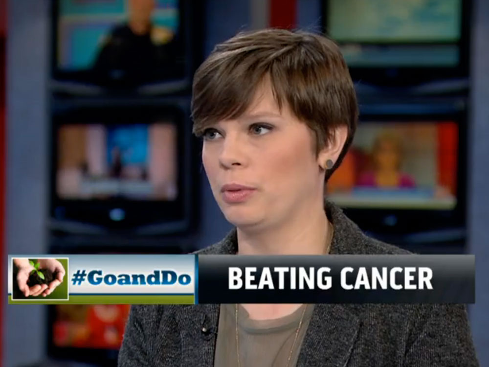 Emily Helck, bogger at RTONJ: The Real Tumors of New Jersey, appears on MSNBC