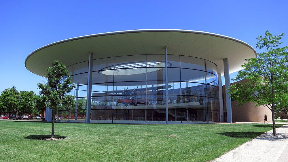 Sc Johnson Headquarters Tour