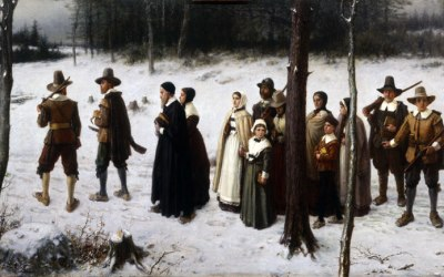 Christmas with the Pilgrims, America's earliest Christians