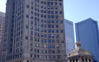 London Guarantee Building (Stone Container Building)
