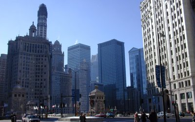 Founder of Chicago: Point du Sable's front yard