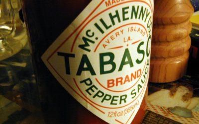 Tabasco Brand Pepper Sauce