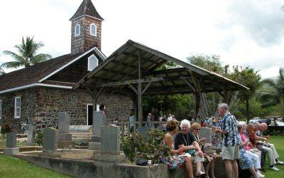 Keawalaʻi Congregational Church on Maui