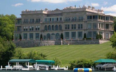 Lake Geneva mansion: Stone Manor (Youngland Manor)
