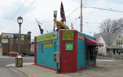 Lonefeather Trading Post, Bay View, Milwaukee