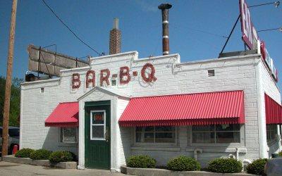 Mickey-Lu Bar-B-Q, Marinette, Wisconsin