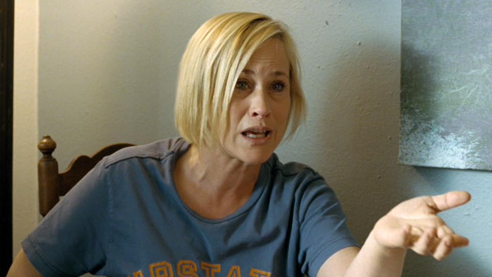 Patricia Arquette in Boyhood (2014 movie)