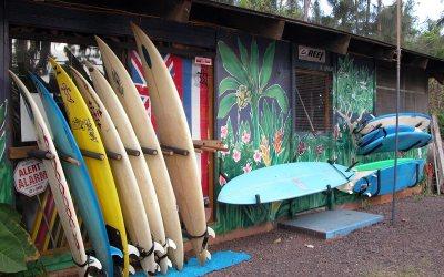 Surfboards for sale, Planet Surf Hawaii, Oahu