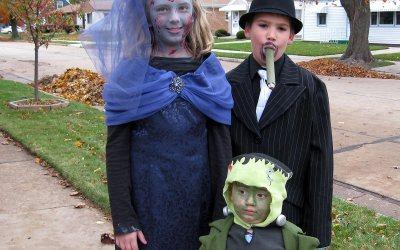 Trick-or-Treat: Halloween in Racine, Wisconsin