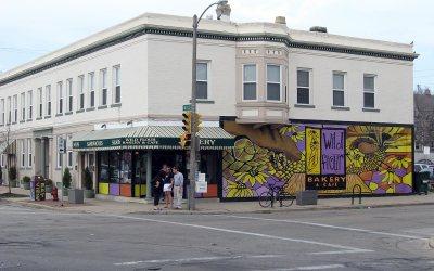 Wild Flour Bakery & Cafe, Bay View, Milwaukee