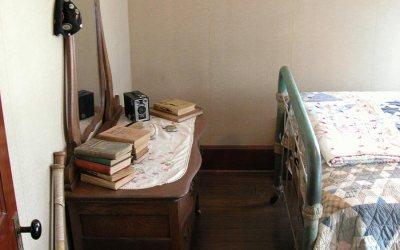 Ronald Reagan boyhood bedroom, Dixon, Illinois